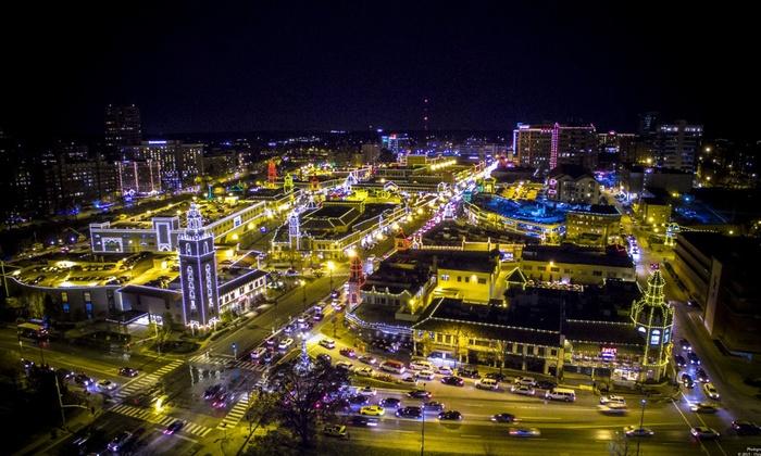 54 off limo holiday lights tour from vegas limo of kc - Christmas Lights In Kansas City