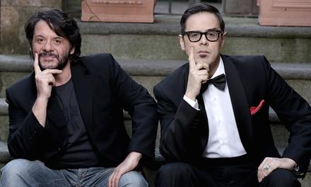 Lillo e Greg The Best of - Il 21 aprile al Teatro di Varese (sconto 50%)