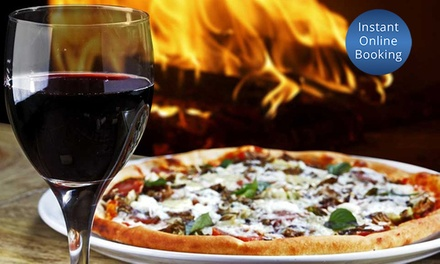 $25  to Spend on Food and Drinks for Minimum Two People at Aquacotta Italian Restaurant