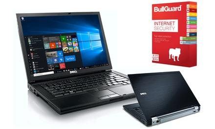 Refurbished Dell Latitude E6400 Core 2 Duo 24GB RAM 80GB1TB HDD Win 10 Home Option to include BullGuard Anti Virus