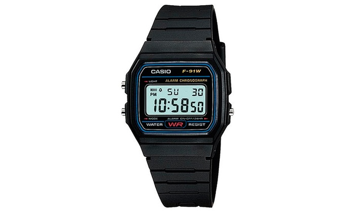 5f62608676d2 Reloj Casio retro negro
