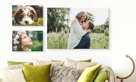 Commandez votre toile canevas personnalisée chez Photo Gifts