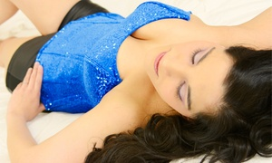Darby Doll Photography: Boudoir Photo Shoot Packages  from Darby Doll Photography (Up to 64% Off). Three Options Available.