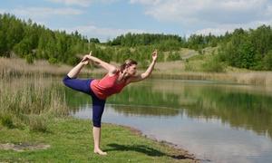 """Yoga In Hildesheim: 5er- oder 10er-Karte für Yoga """"Geist und Seele"""" bei Yoga In Hildesheim (bis zu 64% sparen*)"""