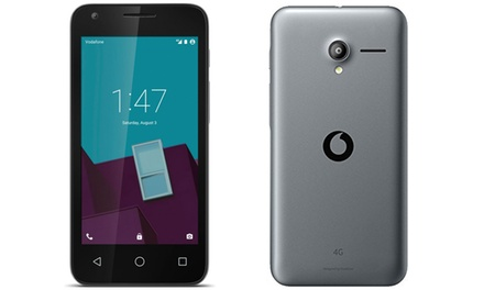 Vodafone Smartphone Smart Speed 6 in Grau