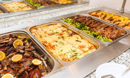 Up to 48% Off Buffet at Lyman Cafe