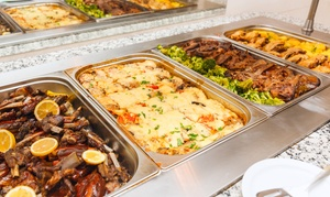 Up to 48% Off Buffet at Lyman Cafe at Lyman Cafe, plus 6.0% Cash Back from Ebates.