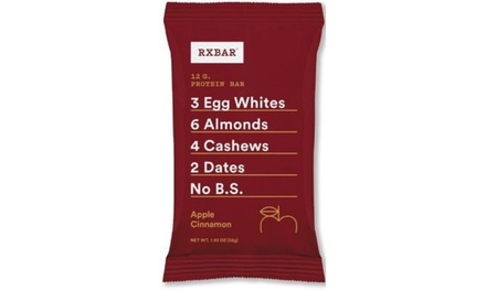 RXBar Whole Food Protein Bars (12-Pack)