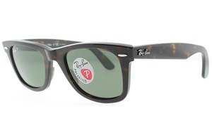 ray ban customer  Ray-Ban Tortoiseshell Wayfarer Sunglasses for Men and Women (Small ...