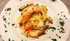 ⏰ Menu pesce con vino, Valmontone