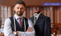 1x, 2x oder 3x Herren-Maßhemd, wählbar aus verschiedenen Stoffen und Farben, von HMK Masskonfektion (bis zu 48% sparen*)