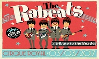 1 place en Cat. 1, 2 ou 3 au Cirque Royal le 03 mars pour The Rabeats qui font hommage aux Beatles !