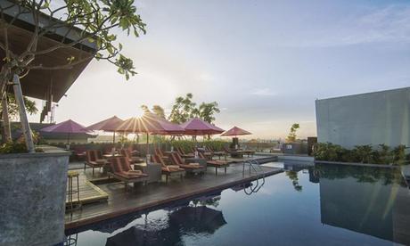 Korting Bali tweepersoonskamer met ontbijt op 5 min. lopen van het strand