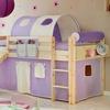 TICAA Kinderbett aus Massivholz