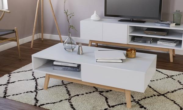 table basse ou meuble tv