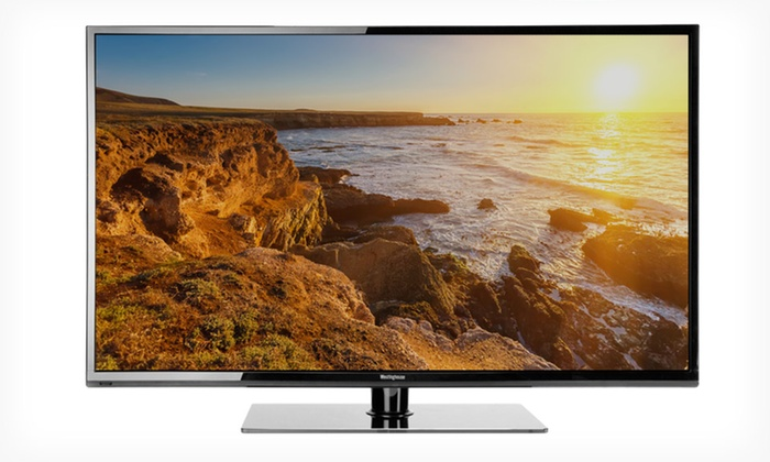 "Westinghouse 46"" LED 120Hz 1080p HDTV: $399.99 for a Westinghouse 46"" LED 120Hz 1080p HDTV (DW46F1Y1) ($699.99 List Price). Free Shipping and Returns."