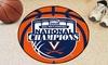 Virginia Cavaliers 2019 NCAA Basketball National Champions Roundel Mat