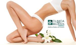 Clinica della Bellezza Italiana: Fino a 5 sedute di rimodellamento corpo con tecnologia medica e Vacuum (sconto fino a 93%). Valido in 42 Centri Medici