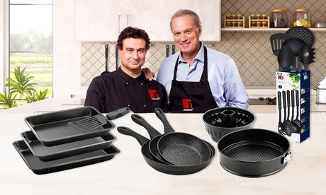Batería y utensilios de cocina Renberg