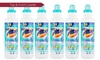 6x Biozet Rapid Attack Laundry Liquid