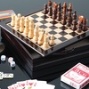 7-in-1 Wooden Game Set