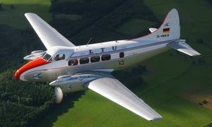 TFC AIRLEBNIS  REISE & EVENT: 30 Min. oder 60 Min. Rundflug im historischen Oldtimer-Flugzeug mit TFC AIRLEBNIS REISE & EVENT (bis zu 23% sparen*)