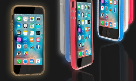 Oplichtende iPhone hoes in verschillende modellen en kleuren