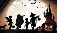 Aventura escape room Halloween para 4 personas por 9 € en escaPark