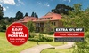 Blue Mountains: Two-Night Escape with Port