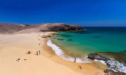 ?Lanzarote: 3, 5 o 7 noches con vuelo de I/V