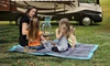 Easy-to-Carry Foldable Picnic Blanket