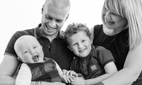 Family Photoshoot with a Digital Album at La Lumiere Photography (Up to 93% Off)