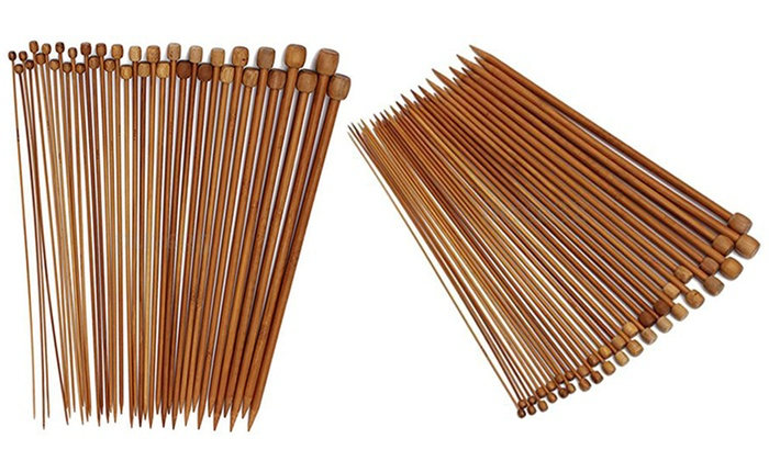 Knitting Needle Hs Code : Piece bamboo knitting needles groupon