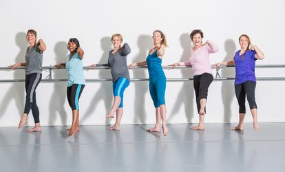Up to Five Barre Ballet Classes with The London Dance Company (Up to 73% Off)