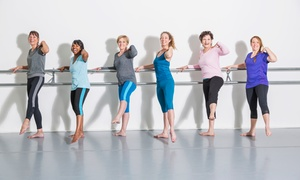 The London Dance Company: Up to Five Barre Ballet Classes with The London Dance Company (Up to 73% Off)