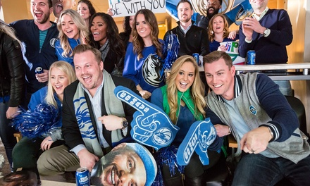 Dallas Mavericks – Up to 66% Off Game and On-Court Shot