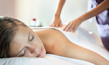 Indulge Yourself Pamper Package from R399 for One at The Blue Orchid Health Sanctuary (Up to 62% Off)