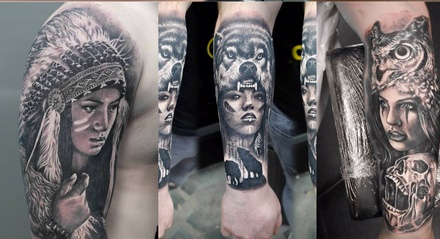 60 Minutes of Tattoo Time with 30Minute Consultation at Mr Bee Body Art London