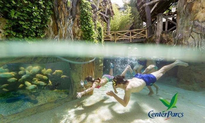 Dagje zwemmen met keuze uit verschillende zwemparadijzen