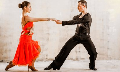 image for Five or Ten One-Hour Latin Dance Classes for One or Two with Latin Collective (Up to 84% Off)