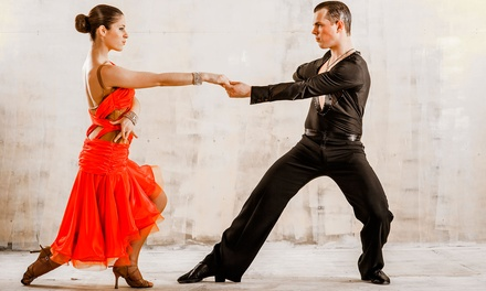 Five or Ten One-Hour Latin Dance Classes for One or Two with Latin Collective (Up to 84% Off)