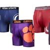 Fandemics NCAA Men's Cool-Dry Basefit Boxer Briefs