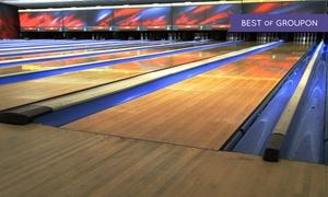 Bowling d'Orléans: 2 parties de bowling, pizzas ou pâtes fraîches et dessert pour 2 ou 4 personnes dès 29,99 €au Bowling d'Orléans