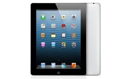Refurbished* Apple iPad 4 met 16 GB opslagruimte in het zwart voor € 229 (gratis bezorgd)