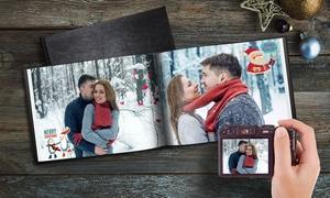 Printerpix: Livre photo en cuir A4 ou A5 paysage relié de 20, 40 ou 60 pages avec Printerpix dès 1 € (jusqu'à 96% de réduction)