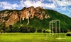 Emerald City Trapeze Arts - North Bend: Trapeze Lesson at the Base of Mount Si with Wine Tasting from Emerald City Trapeze Arts in North Bend (Up to 52% Off)