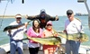 20% Off Fishing Charter at Me Too Charters