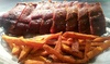 The House of Q - Sioux City: Barbecue at The House of Q (Up to 41% Off). Four Options Available.