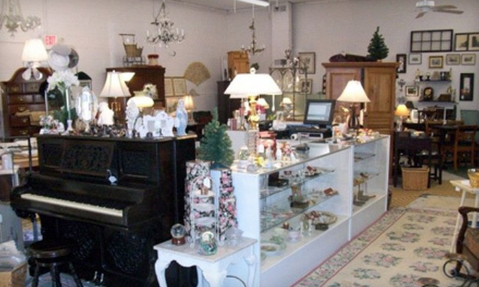 Jarred's Homegoods - Warwick: $25 Toward Vintage Furniture, Jewelry, and Home Accessories