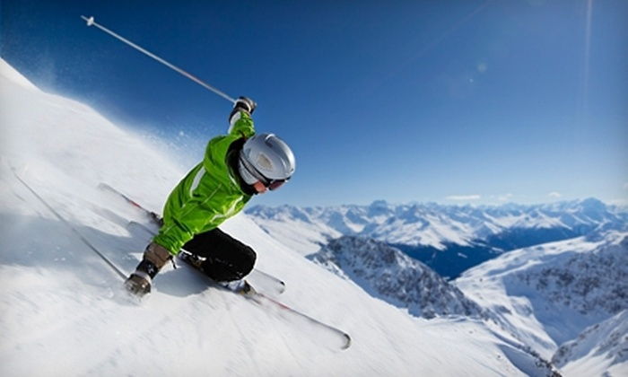 Exit 240 Ski Shop - Idaho Springs: $12 for a One-Day Ski or Snowboard Rental Package from Exit 240 Ski Shop ($25 Value)